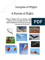 4 forces of flight booklet pdf