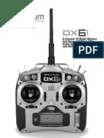 SPM6600 Manual DX6i