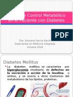 Metas de Control Metabólico GAM