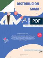 Distribución Gama