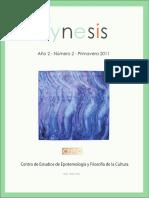 KAC, M. El juego como acto político. Revista Synesis