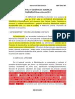 II_CONTRATO DE SERVICIOS GENERALES GUAIDO SILVERCORP