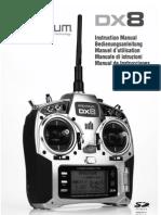SPM8800 Manual