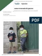ANDRÉ NASSIF O QUE FAZER NUMA ECONOMIA DE GUERRA VALOR ECONÔMICO 06 04 2020.pdf