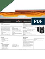 SPMAR9200 Instruction ManualHR