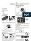 SPMSR3300T Instructions