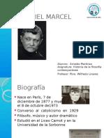 GABRIEL MARCEL - Filosofía