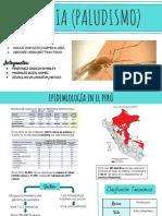 Malaria (Paludismo) en perú