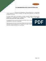 TIPO DE GAFAS DE PROTECCIÓN