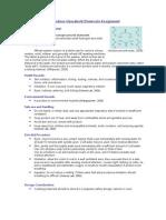 Hazardous Household Chemicals Assignment - 2009