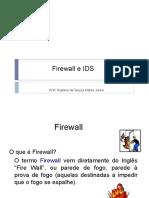 Seguranca - Firewall