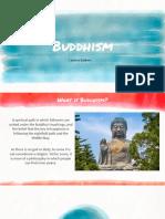Buddhism Presentation