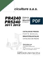 tecnoma Catalogue_PR4240_PR5240_Ed 11 - 2012_WEB
