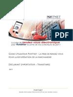 LA PRISE DE RENDEZ VOUS pour la recuperation de la marchandise.pdf