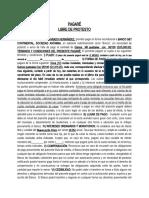 PAGARÉ  MAYNOR OSWALDO ALVARADO HERNANDEZ  COBANERA