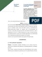 R.N. N.° 125-2019-Lima Norte