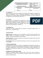 PGC 11 SIG Procedimiento requisitos legales