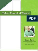 Hitlers Rhetorical Theory