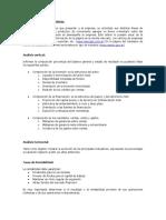 1 1 - Guía para análisis de balances