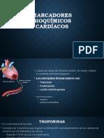 biomarcadores cardiacos