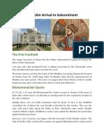 ImpactsofMuslimArrivalInSubcontinent.pdf