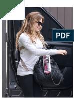 Hilary Duff in LA