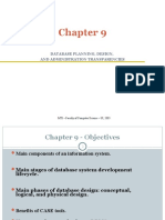 Chap DBMS Database Planning