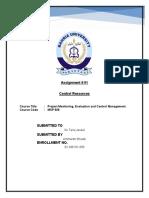 Ammarah Shoaib_Control Resources_Assignment No.1(as per LMS)