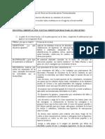 Registro Segunda Participación CUD
