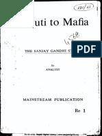 Book Maruti To Mafia Sanjay Gandhi.pdf