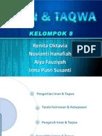 Presentasi Pai - IMAN & TAQWA