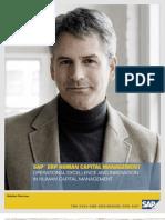 SAP ERP Human Capital Management (HCM) - Overview Brochure (US)
