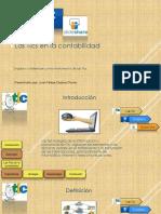 La tecnologías de la información en la contabilidad