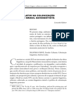 Latim no Brasil Quinhentista.pdf