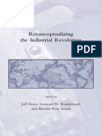 [Dibner Institute Studies in the History of Science and Technology] Jeff Horn, Leonard N Rosenband, Merritt Roe Smith (editors) - Reconceptualizing the Industrial Revolution (Dibner Institute Studies in the History.pdf