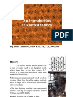 03a Knit Structure