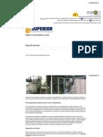 Especificaciones para productos de concreto superiores de sistemas modulares de Texas.pdf