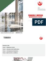 Finanzas y Empresa
