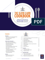 The Slow-Carb Cookbook