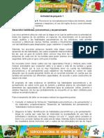 """Evidencia 2 Taller """"Desarrollar habilidades psicomotrices y de pensamiento"""".docx"""