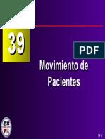 Capítulo 39 - Movimiento de Pacientes 1-5