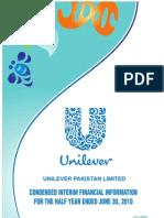UPL Half Year Report - 2010_tcm96-232812