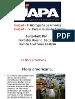 EXPOSICION DE GEOGRAFIA DE AMERICA Y EL CARIBE