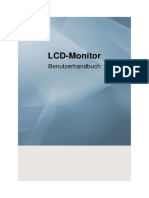 Monitor Handbuch