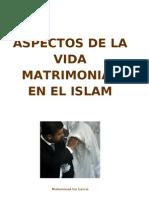 32680482 Aspectos de La Vida Matrimonial en El Islam