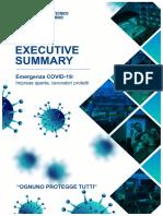 Imprese Aperte Lavoratori Protetti - Executive Summary - V8