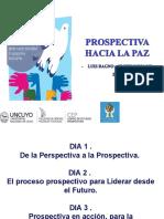 Colombia Prospectiva para la Paz 2016