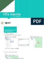 PETA TEMATIK Presentasi PDF
