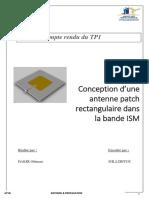 TP1 Antenne & Propagation prof zbitou