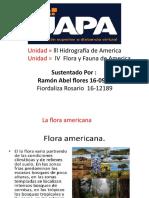 EXPOSICION GEOGRAFIA DE AMERICA